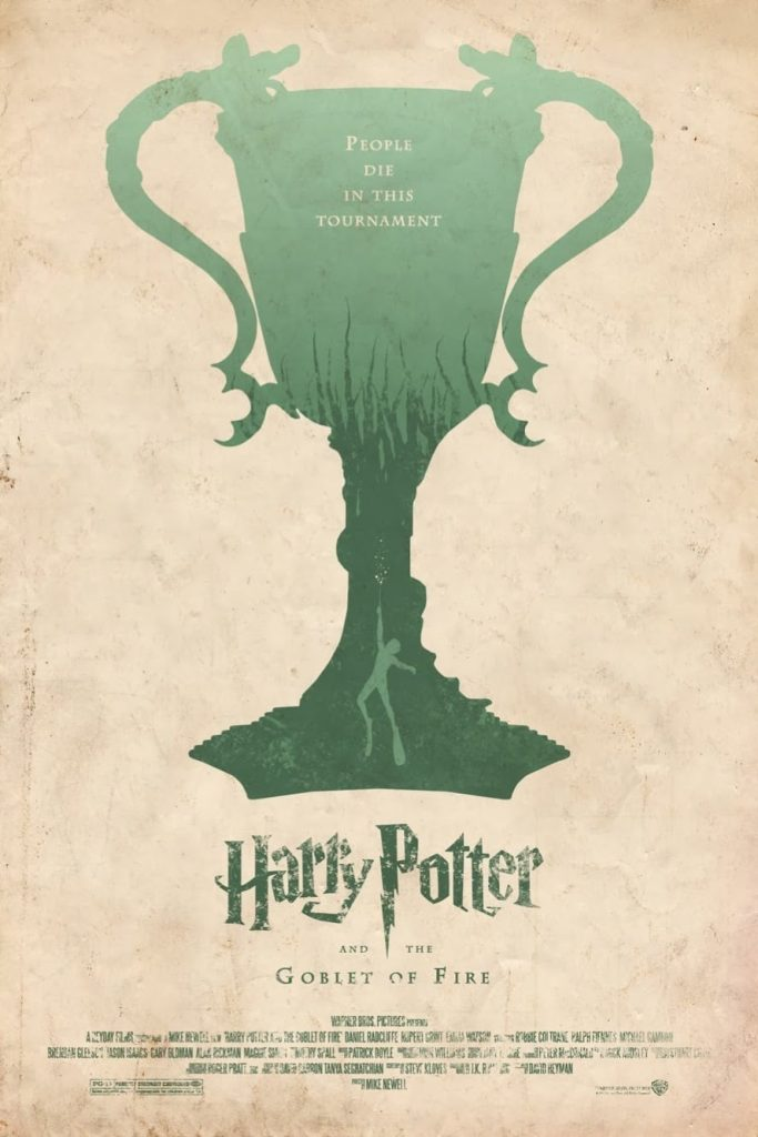 harry potter poster goblet of fire 2005 high quality HD printable wallpapers the main goblet
