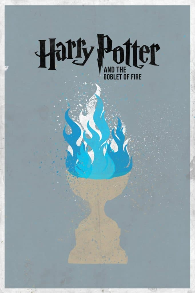 harry potter poster goblet of fire 2005 high quality HD printable wallpapers art of the goblet
