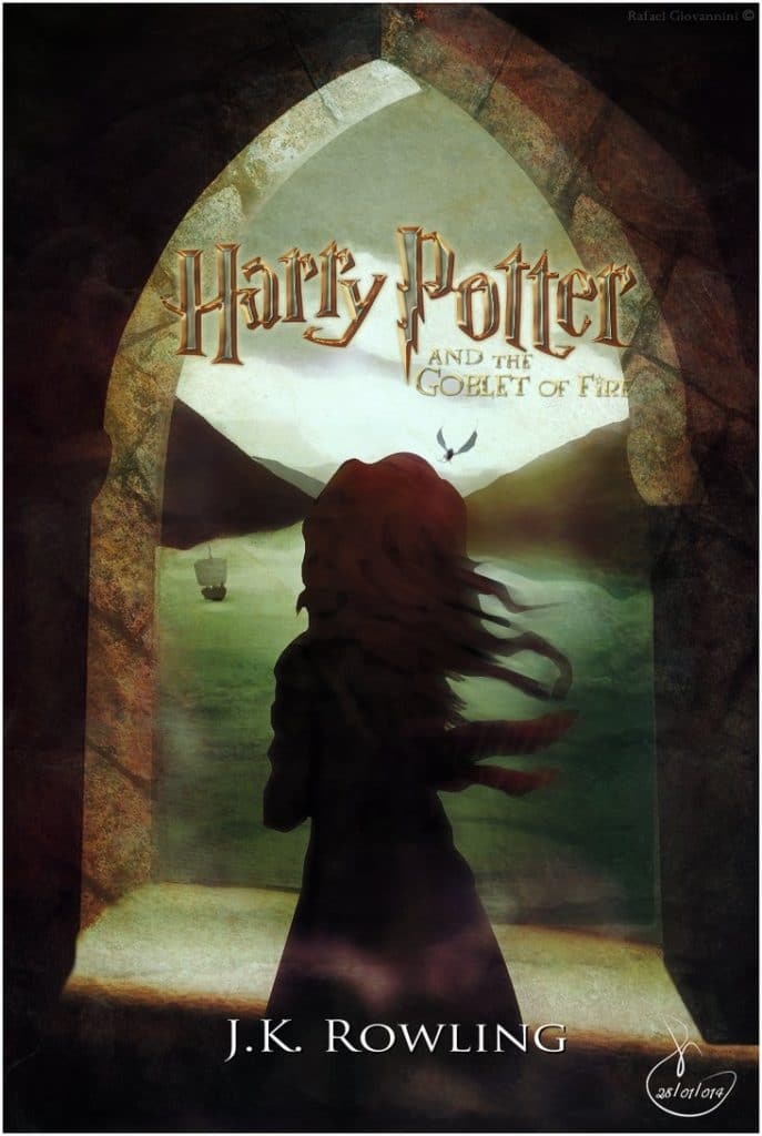 harry potter poster goblet of fire 2005 high quality HD printable wallpapers