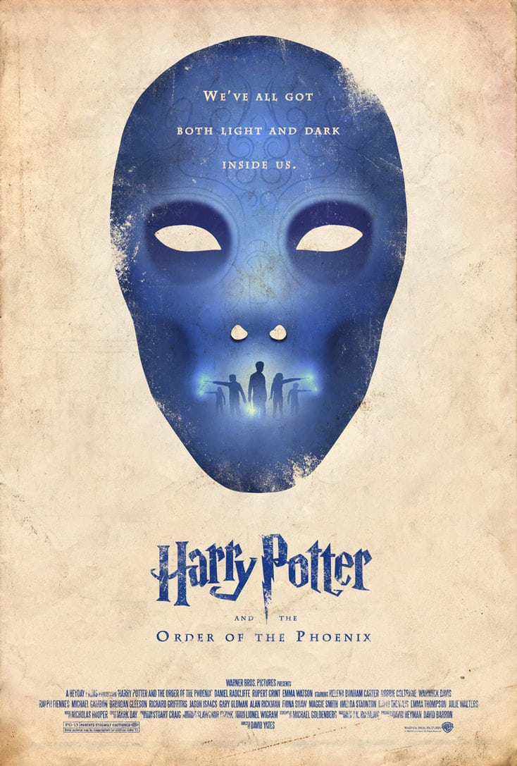 harry potter poster goblet of fire 2005 high quality HD printable wallpapers teh death eater mask