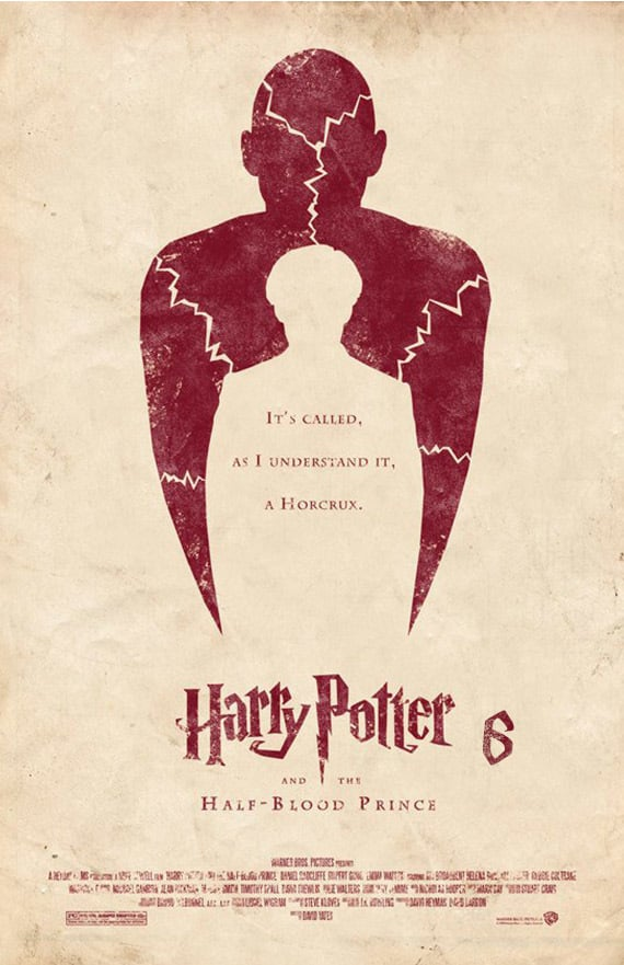 harry potter poster the half blood prince 2009 high quality HD printable wallpapers