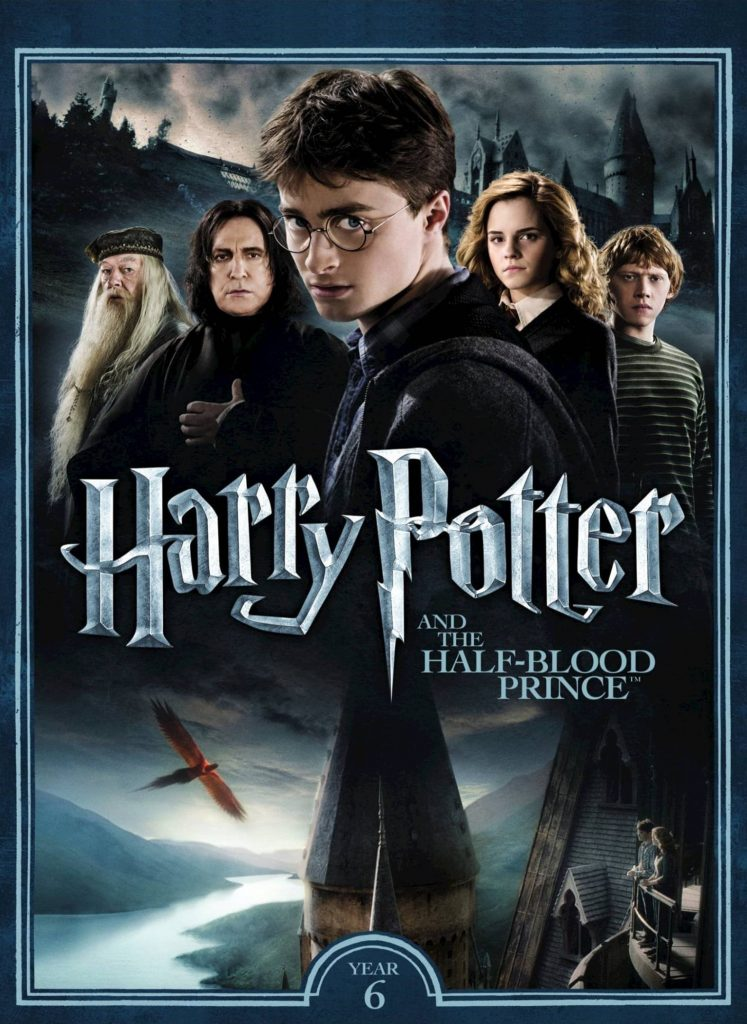 harry potter poster the half blood prince 2009 high quality HD printable wallpapers all main characeters