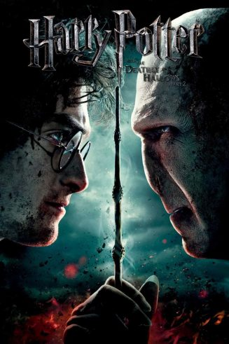 harry potter poster the deathly hallows part 2 2011 high quality HD printable wallpapers harry and voldemort it all ends the ending