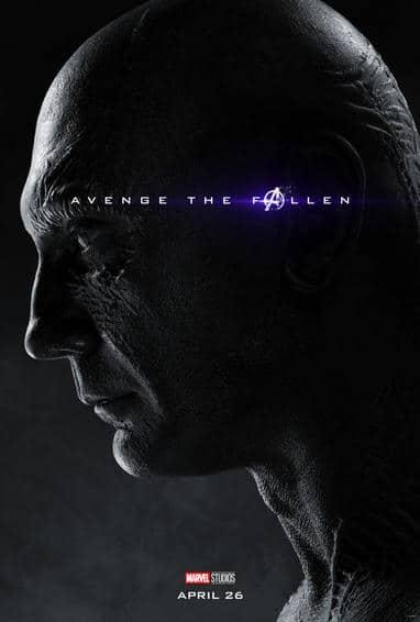 Drax Endgame Poster