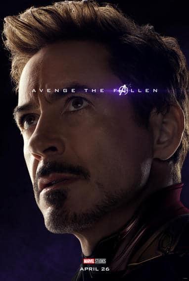 Iron Man Endgame Poster