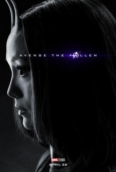 Mentis Endgame Poster