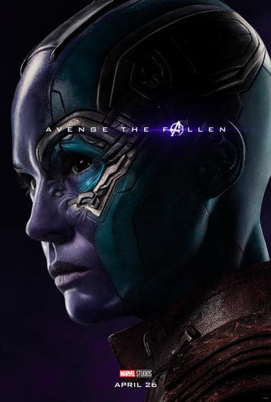 Nebula Endgame Poster