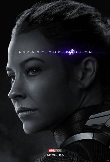 The Wasp Endgame Poster