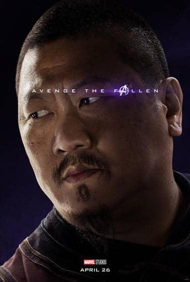 Wong Endgame Poster