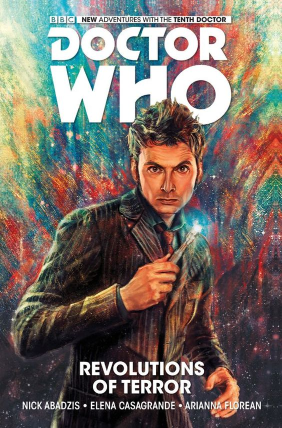 doctor who tenth doctor david tennant