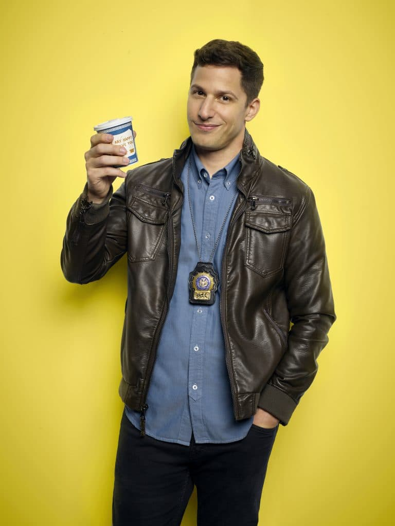 Jake Peralta is the best NYPD detective, despite his carefree nature.
