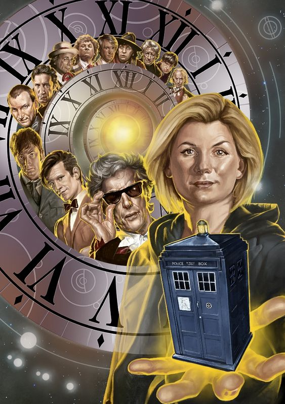 doctor who all the doctors