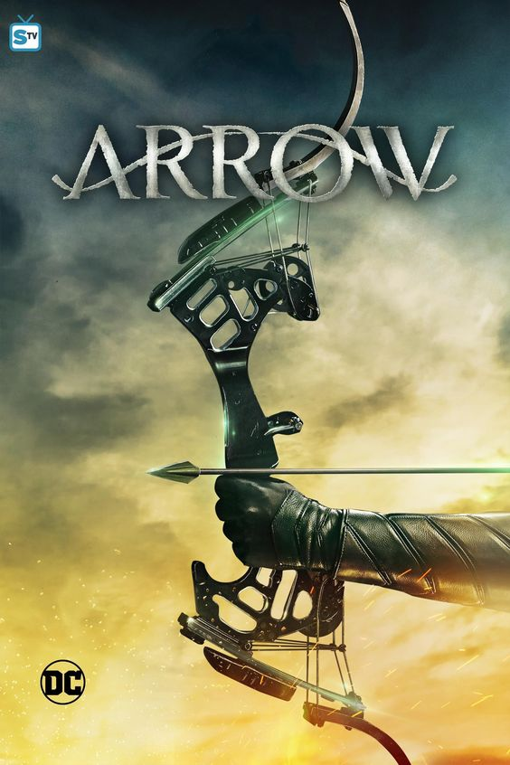 arrow weapon poster