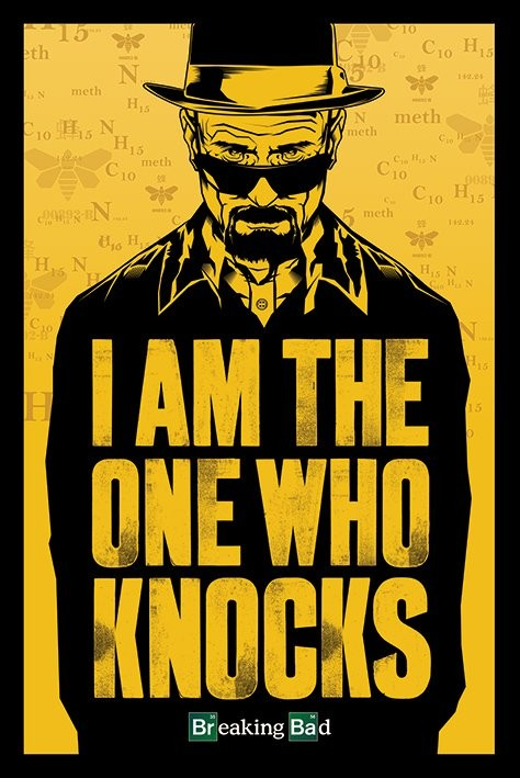 breaking bad famous dialogue I am the one who knocks