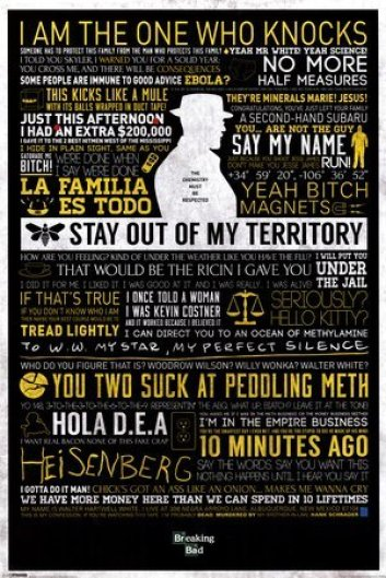breaking bad all memorable quotes