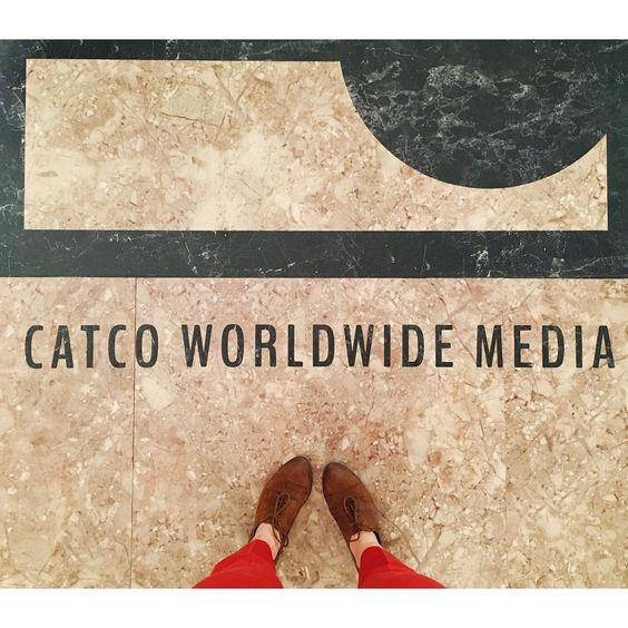 Catco Company poster