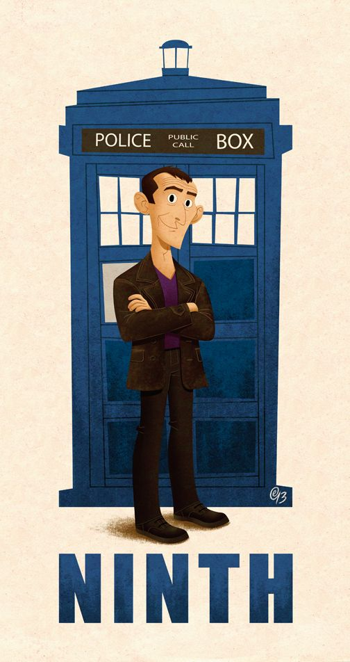 doctor who 9th doctor