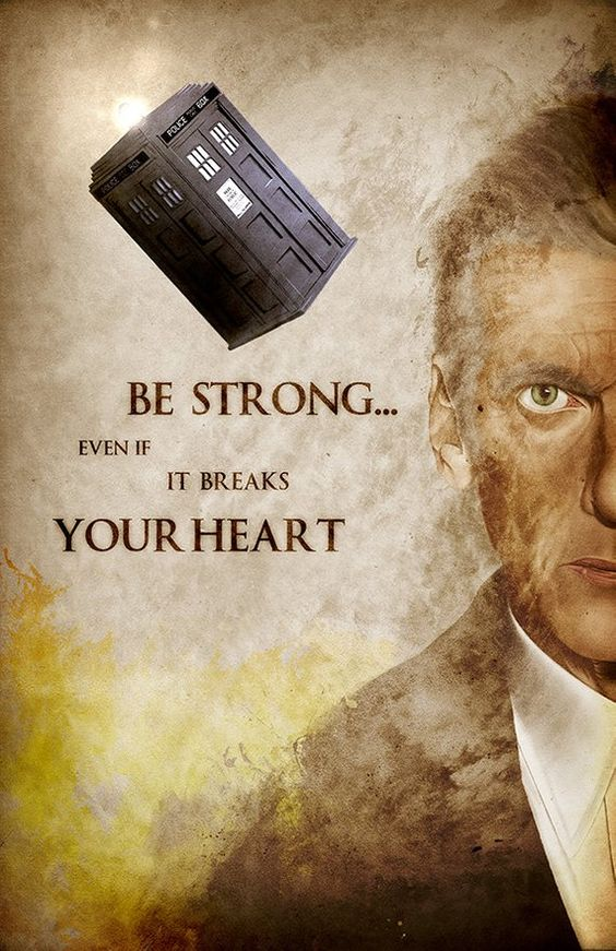 doctor who famous quote