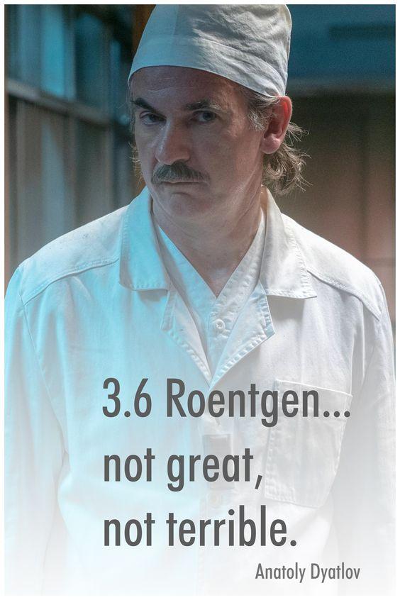 3.6 Roentgen.... Not great, not terrible.