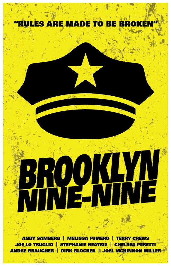 Extra #2 Brooklyn Nine-Nine Poster