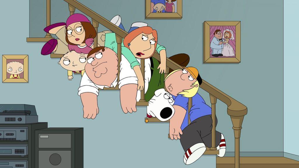 family guy full family image