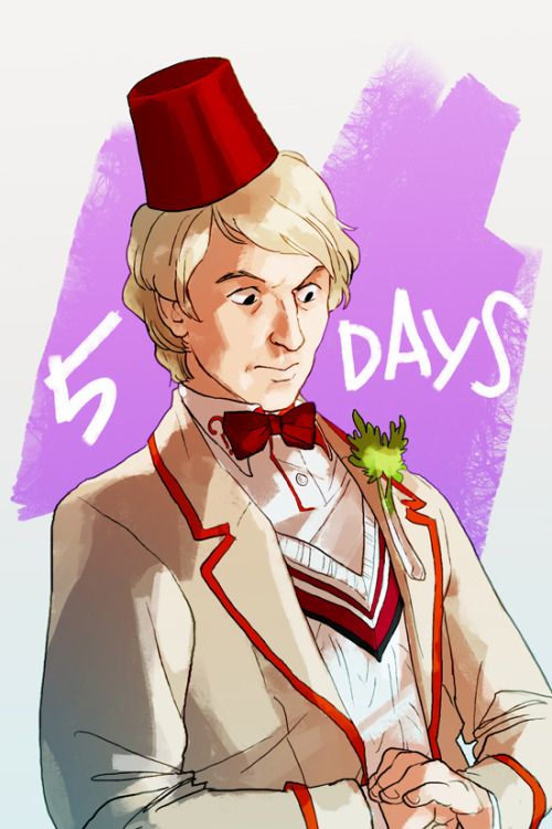 doctor who fifth doctor peter davison