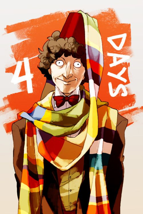 doctor who fourth doctor tom baker