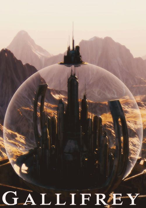 doctor who image of the planet gallifrey