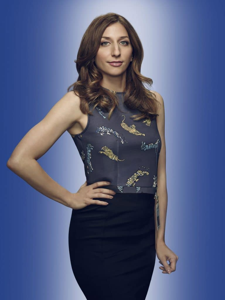 There is noone like Gina in B99!