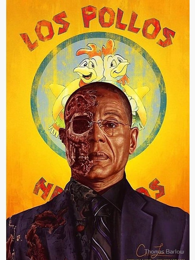 breaking bad Gustavo Fring chicken man