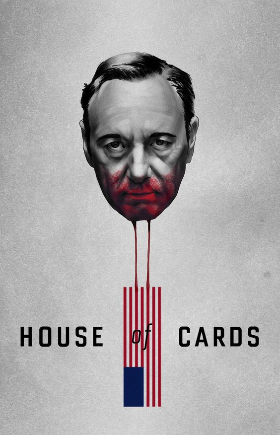 house of cards main poster
