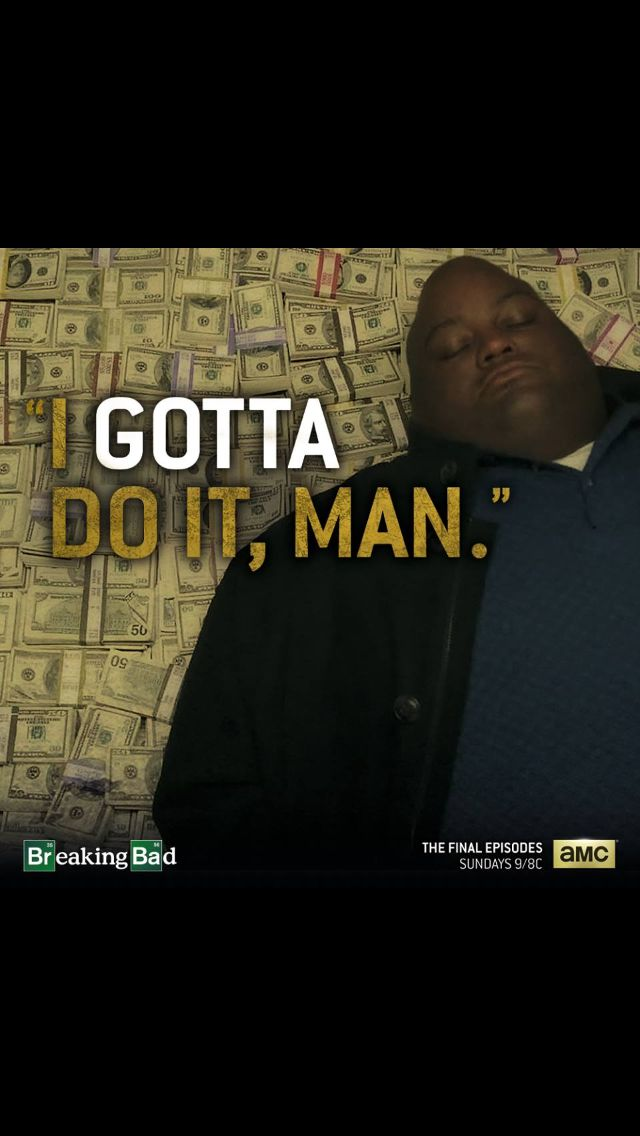 breaking bad Saul's bodyguard Huell