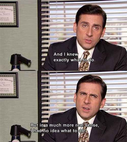 the office michael scott dialogue