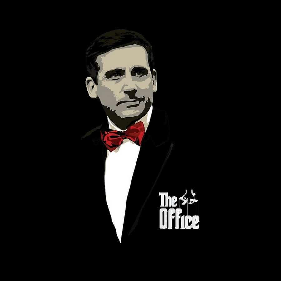 the office main character michael scott