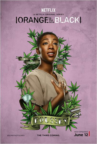 orange is the new black image of poussey washington