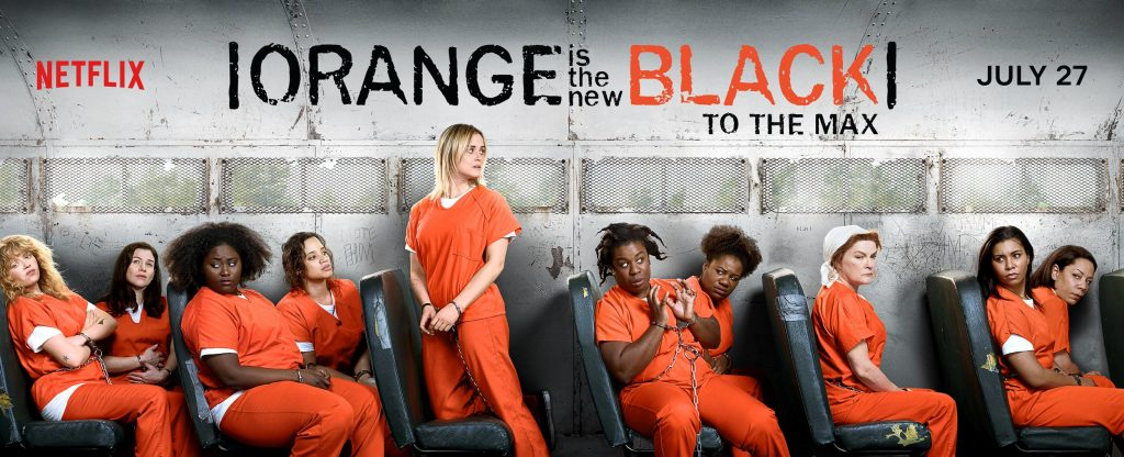 orange is the new black whole cast poster
