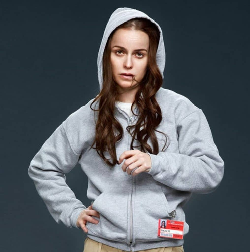 orange is the new black image of Tifanny Doggett