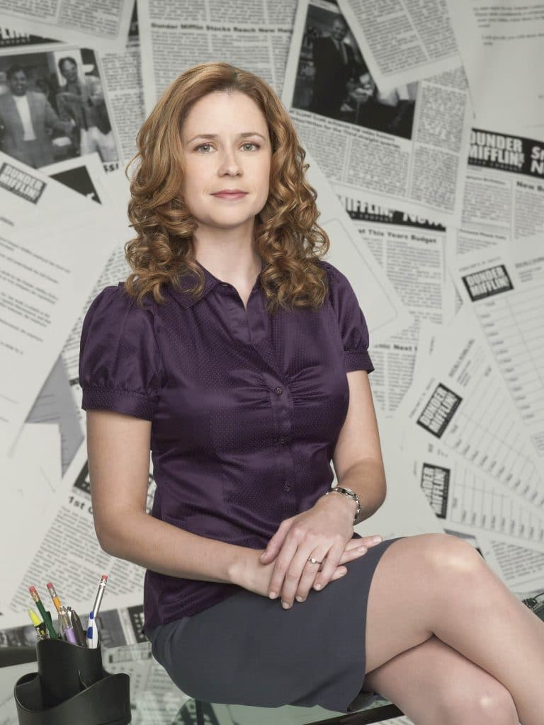 the office pam beesly