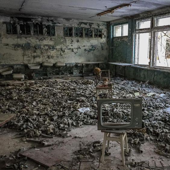 Ruins- Chernobyl