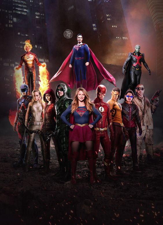 Supergirl poster 16