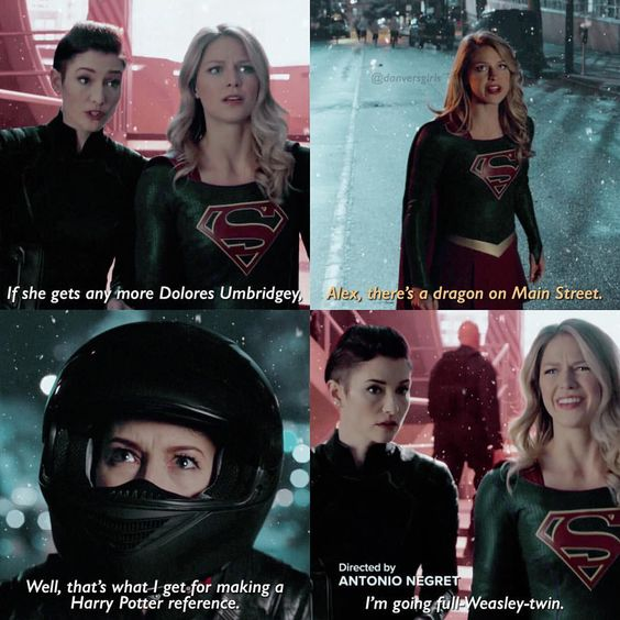 supergirl poster 14