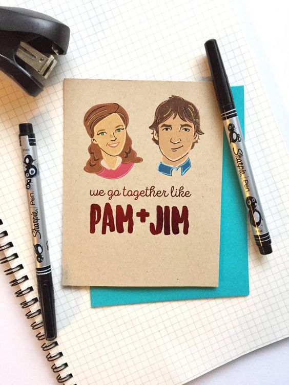 the office best couple jim and pam