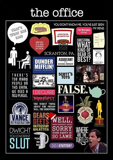 the office all famous dialogues