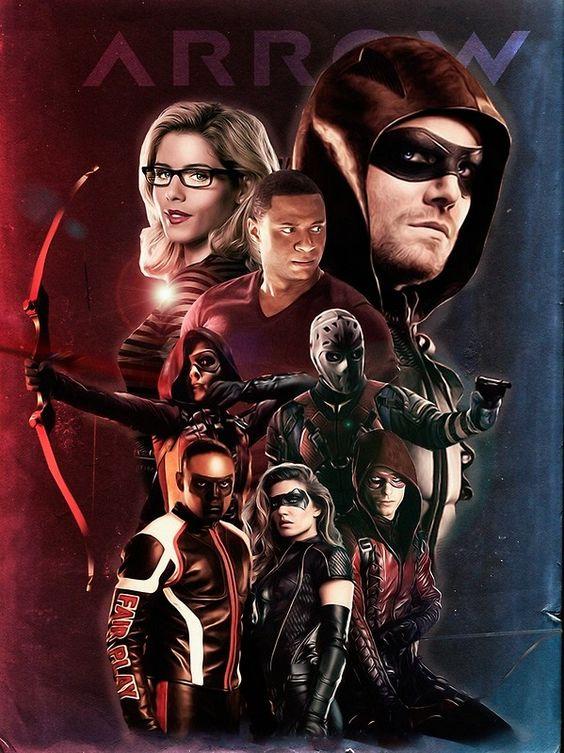 the vigilante team poster