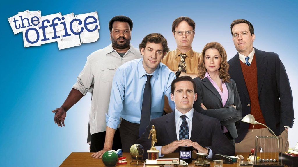 the office t.v series poster
