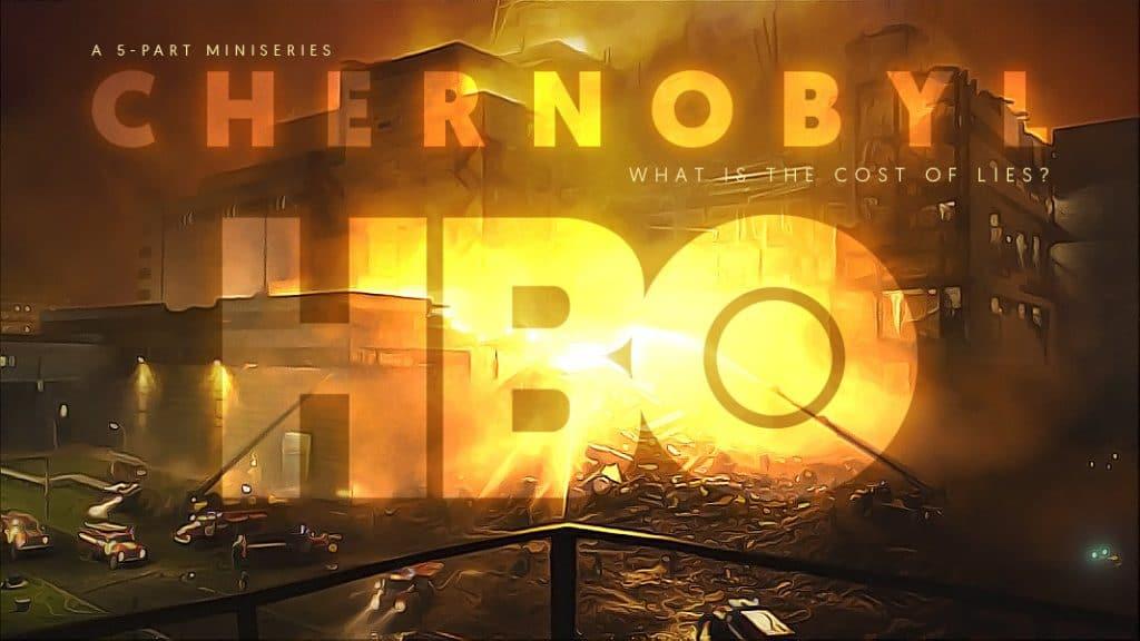 Chernobyl Poster trailer release