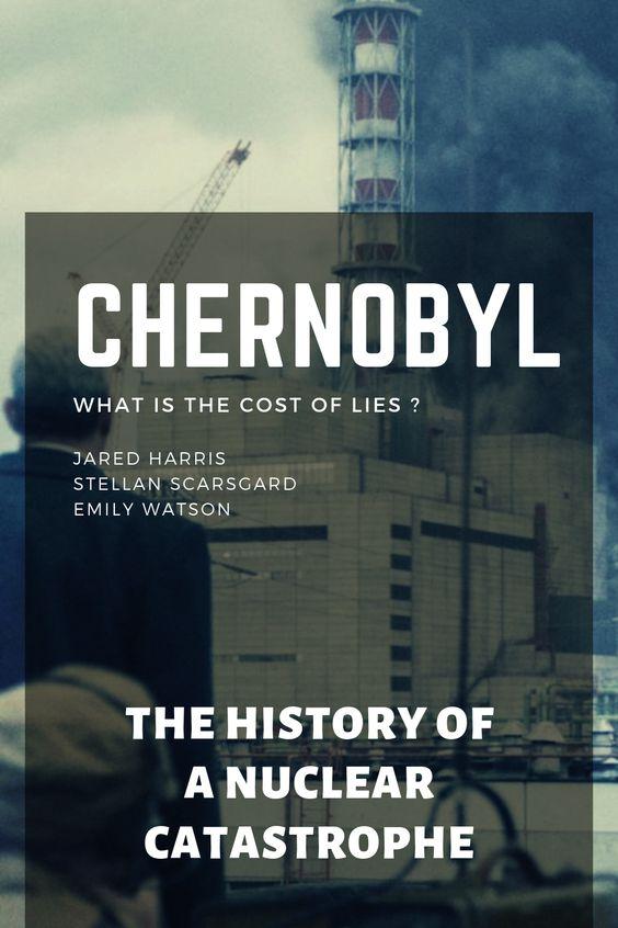 Chernobyl disaster poster
