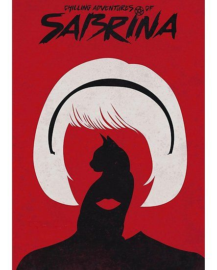 Chilling adventures of sabrina poster 3