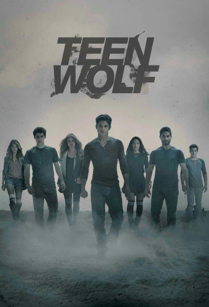 Teen wolf poster 3