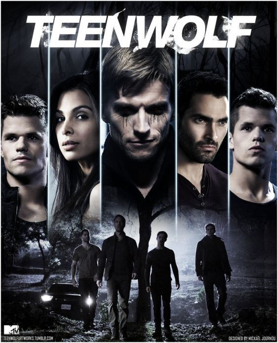 Teen wolf poster 5
